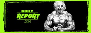 muscular albert einstein