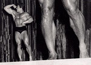 steve reeves calves