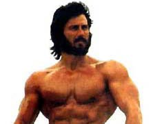 Frank Zane 3 time Mr. Olympia