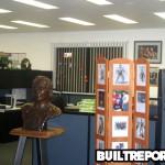 World Gym office in Marina Del Rey