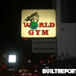 World Gym International headquarters in Marina Del Rey