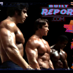 Built Report arnold schwarzenegger back
