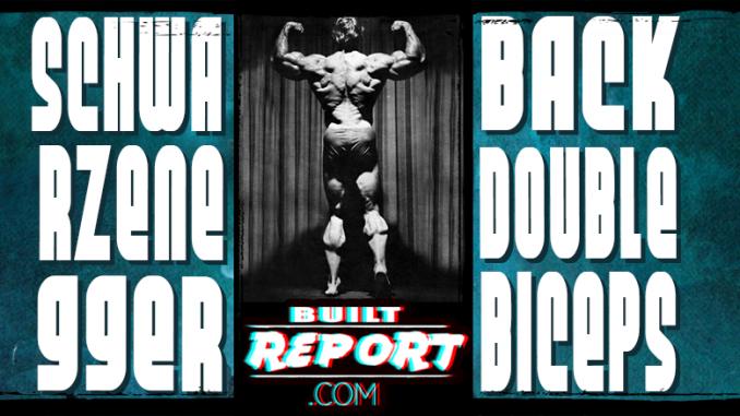 Built Report Arnold Schwarzenegger 1974