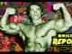 Built Report Arnold schwarzenegger front double biceps