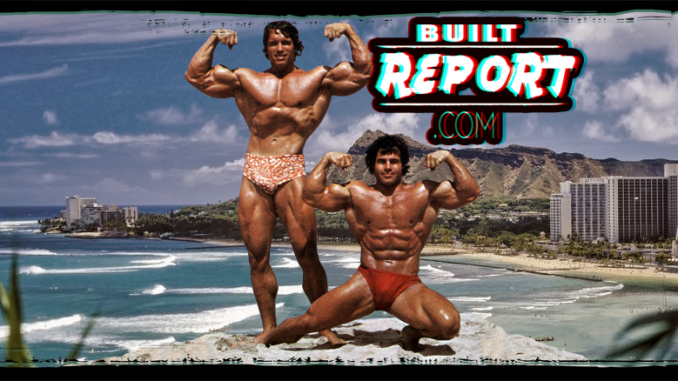 Built Report Arnold Franco Hawaii