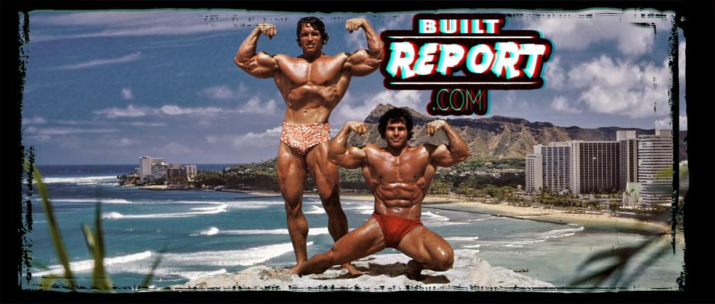 Built Report Arnold Franco Hawaii