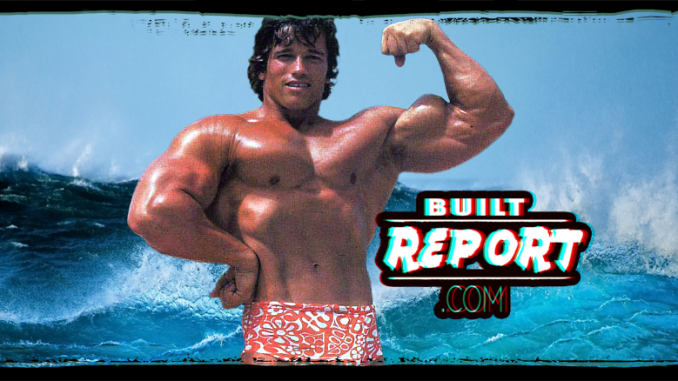 Built Report Arnold Schwarzenegger Hawaii