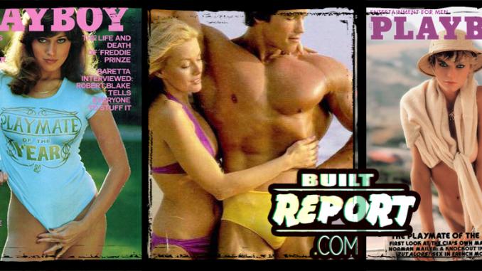 Built Report Arnold Schwarzenegger Playboy