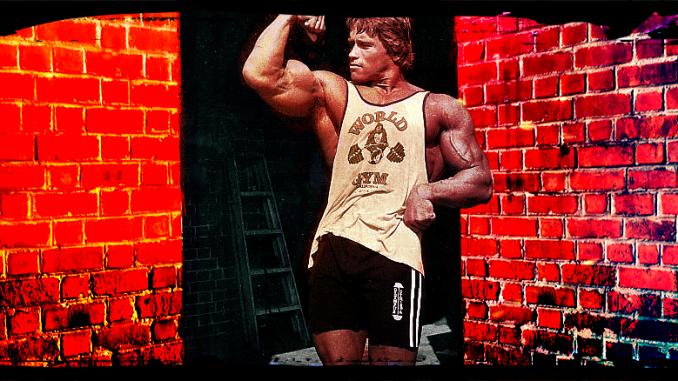 Built Report Arnold Schwarzenegger
