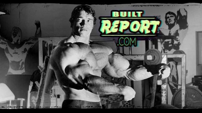 Built Report arnold schwarzenegger split biceps