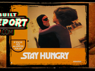 arnold schwarzenegger 1974 Stay Hungry