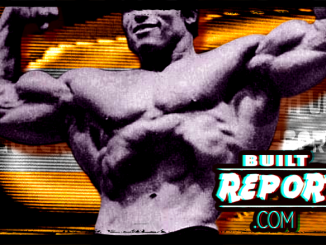Built Report arnold schwarzenegger stomach vacuum
