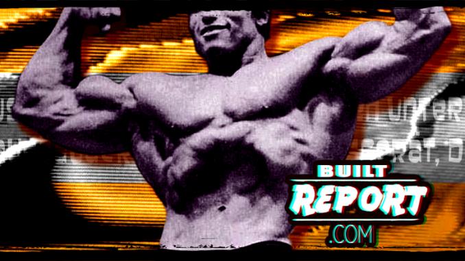 Built Report arnold schwarzenegger stomach vacuum