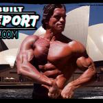 Built Report Arnold Schwarzenegger Australia 1980
