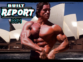 Arnold Schwarzenegger and Stay Hungry – Built Report