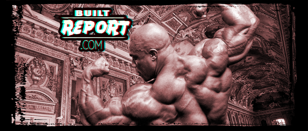 Built Report phil heath mr olympia