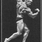 Bodybuilder Tony Emmott