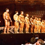 Tony Emmott is between Mike Mentzer and Ken Waller