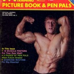 Tony Emmott on the Cover of Muscle Training Illustrated