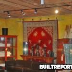 Interior of Vinces Gym