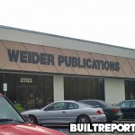 Weider Publications building next to Weider Headquarters