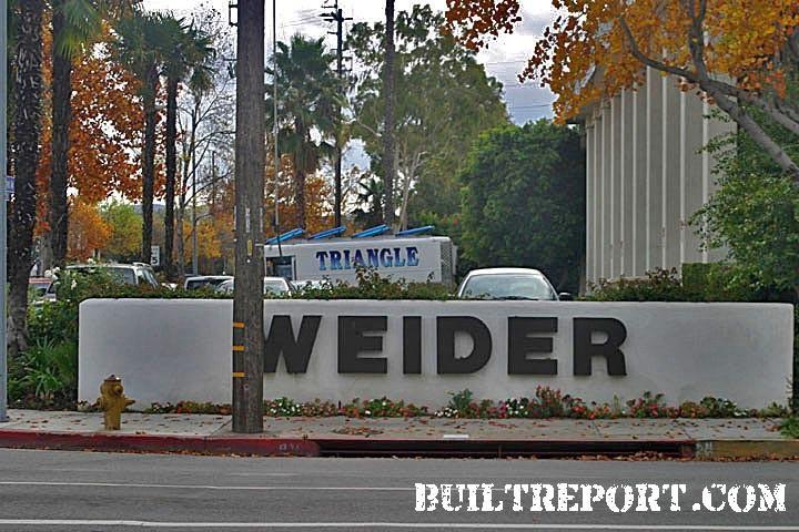 Weider Headquarters
