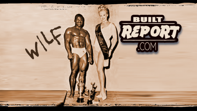 Built Report Wilf Sylvester