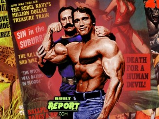 arnold schwarzenegger and joe weider