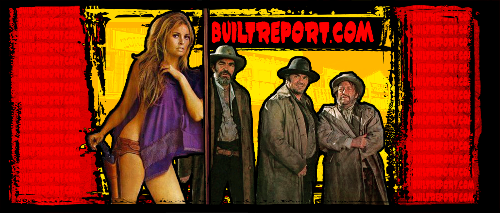 Built Report Hannie Caulder Raquel Welch