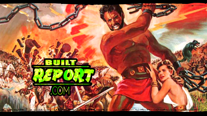 Built Report Steve Reeves Hercules