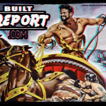 Built Report Steve Reeves Hercules Unchained