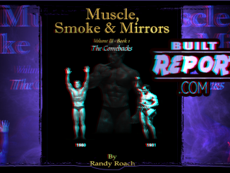 built report muscle smoke and mirrors randy roach