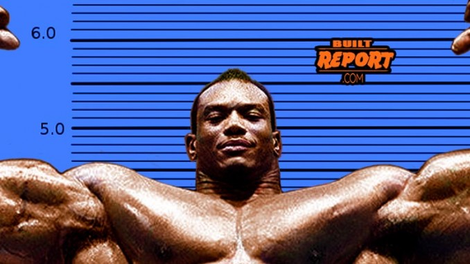sergio oliva height