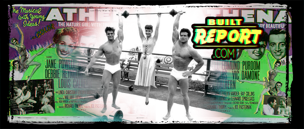 Built Report Steve Reeves Athena