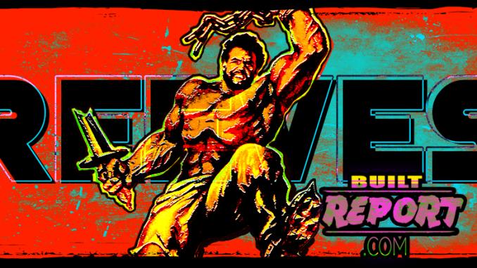 Built Report White Warrior Steve Reeves