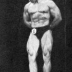 Hungarian Bodybuilder Ladislav Szalay
