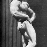 Bodybuilder Curtis Haywood