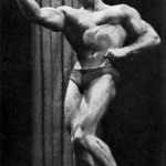Bodybuilder Gene Massey