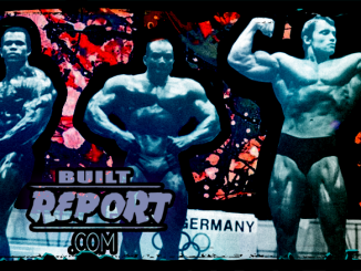 Built Report 1972 Mr Olympia