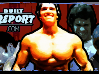Built Report 1975 Mr Olympia