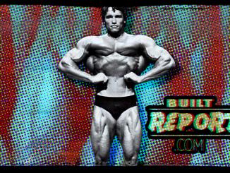 Built Report arnold schwarzenegger 1975
