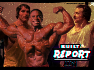 Built Report Arnold Schwarzenegger Lee Haney