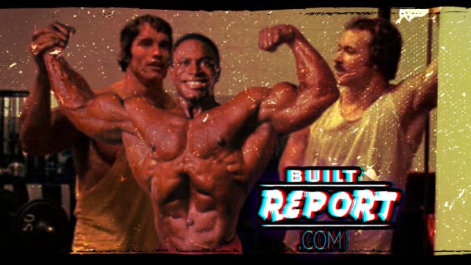 Built Report Arnold Schwarzenegger Lee Haney