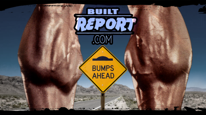 Built Report Calf Bump