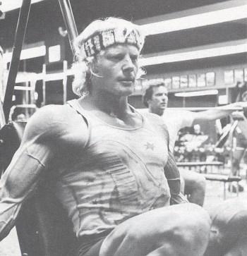 Dave Draper in the 1970s