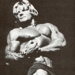 Dave Draper Side Chest Pose