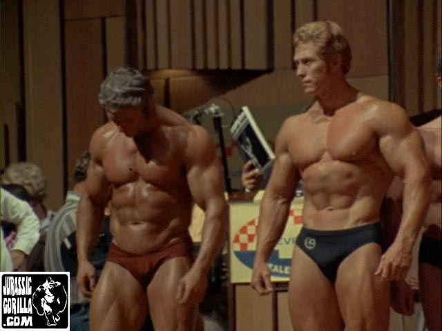 Ken Waller and Paul Grant