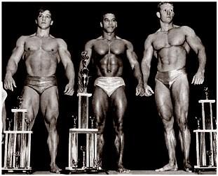 Casey Viator, Chris Dickerson, and Ken Waller