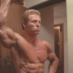 Ken Waller in Pumping Iron