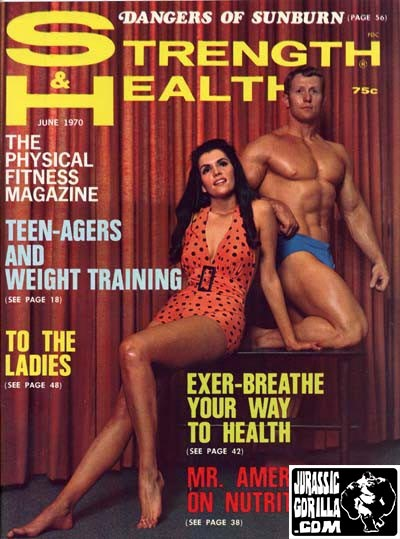 Ken Waller Health and Strength
